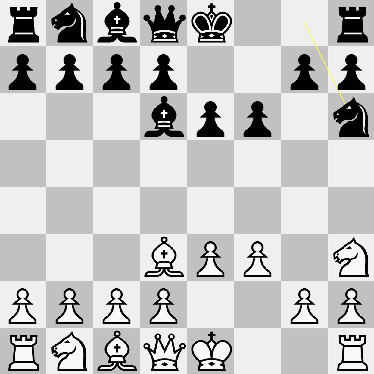 チェス『キャスリング』の意味